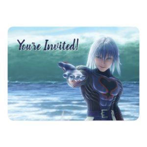 Kingdom Hearts | Riku In The Ocean Film Still Invitation