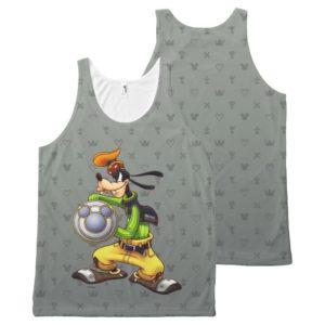 Kingdom Hearts | Royal Knight Captain Goofy All-Over-Print Tank Top