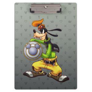 Kingdom Hearts | Royal Knight Captain Goofy Clipboard