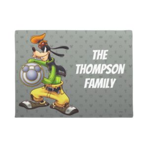 Kingdom Hearts | Royal Knight Captain Goofy Doormat