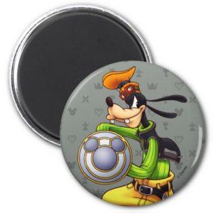 Kingdom Hearts | Royal Knight Captain Goofy Magnet