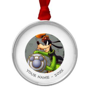 Kingdom Hearts | Royal Knight Captain Goofy Metal Ornament