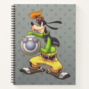 Kingdom Hearts | Royal Knight Captain Goofy Notebook