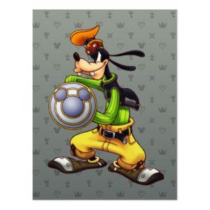 Kingdom Hearts | Royal Knight Captain Goofy Postcard