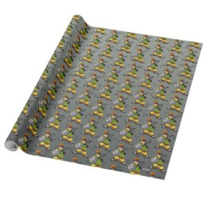 Kingdom Hearts | Royal Knight Captain Goofy Wrapping Paper