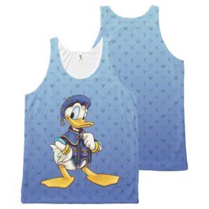 Kingdom Hearts | Royal Magician Donald Duck All-Over-Print Tank Top