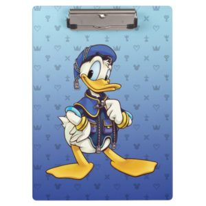 Kingdom Hearts | Royal Magician Donald Duck Clipboard