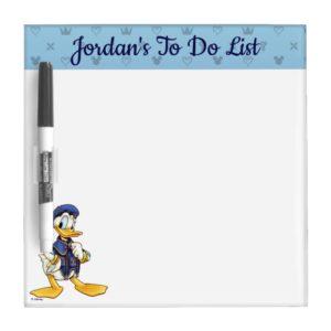 Kingdom Hearts | Royal Magician Donald Duck Dry Erase Board