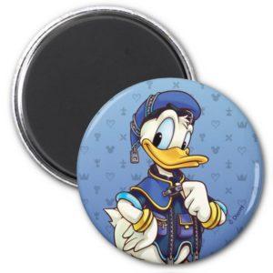 Kingdom Hearts | Royal Magician Donald Duck Magnet