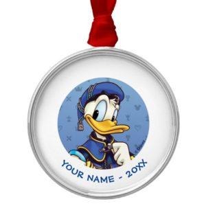 Kingdom Hearts | Royal Magician Donald Duck Metal Ornament