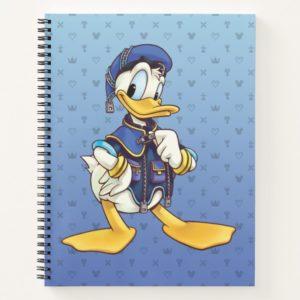 Kingdom Hearts | Royal Magician Donald Duck Notebook
