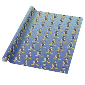 Kingdom Hearts | Royal Magician Donald Duck Wrapping Paper