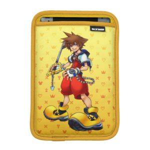 Kingdom Hearts | Sora Character Illustration iPad Mini Sleeve