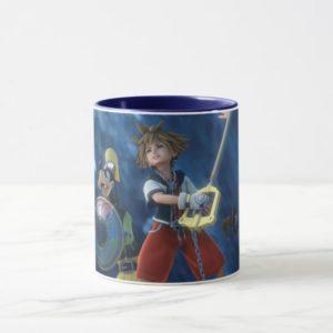 Kingdom Hearts   Sora, Goofy, & Donald Film Still Mug