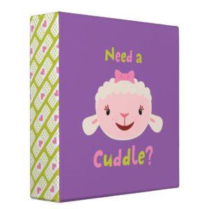 Lambie - Need a Cuddle Binder