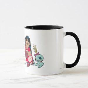 Lilo and Stitch Tea Party Mug
