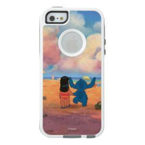 Lilo & Stich |Lilo & Stitch At The Beach OtterBox iPhone Case