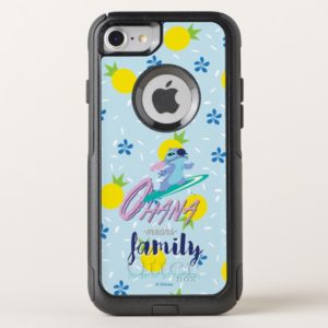 Lilo & Stich | Ohana Means Family OtterBox iPhone Case