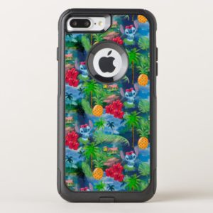Lilo & Stich | Stitch Pattern OtterBox iPhone Case