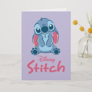 Lilo & Stich | Stitch & Scrump Card