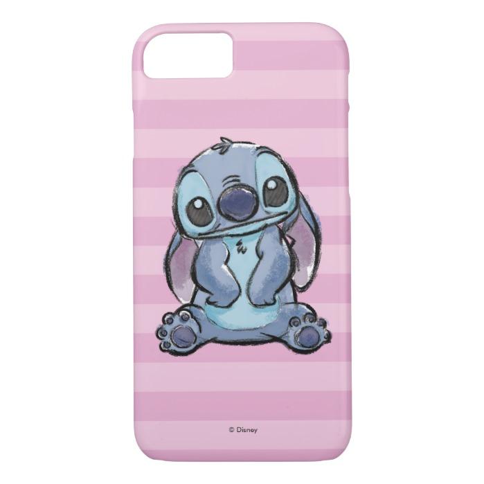 01a5d9637f2 Lilo & Stich | Stitch Sketch Case-Mate iPhone Case - Custom Fan Art