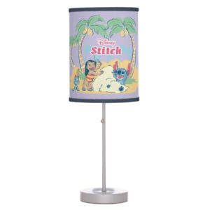 Lilo & Stitch | Come visit the islands! Table Lamp