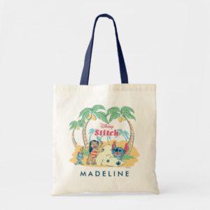 Lilo & Stitch | Come visit the islands! Tote Bag