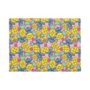 Lilo & Stitch | Pineapple Pattern Doormat