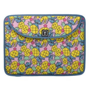 Lilo & Stitch   Pineapple Pattern MacBook Pro Sleeve