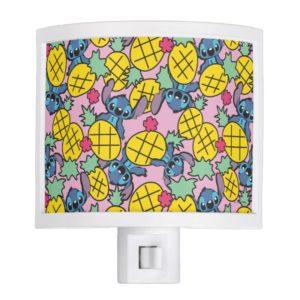 Lilo & Stitch   Pineapple Pattern Night Light