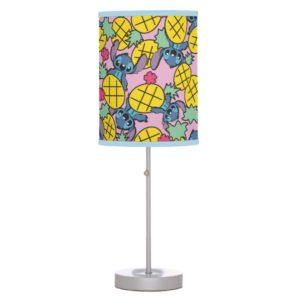 Lilo & Stitch | Pineapple Pattern Table Lamp