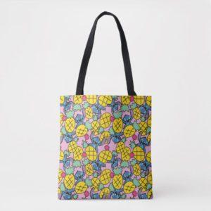 Lilo & Stitch   Pineapple Pattern Tote Bag