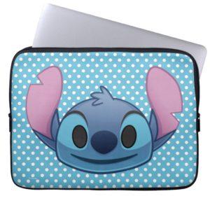 Lilo & Stitch | Stitch Emoji Laptop Sleeve