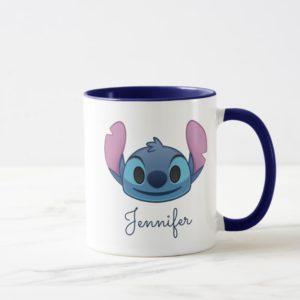 Lilo & Stitch | Stitch Emoji Mug