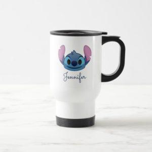 Lilo & Stitch | Stitch Emoji Travel Mug