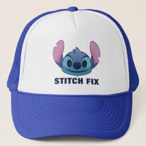 Lilo & Stitch | Stitch Emoji Trucker Hat