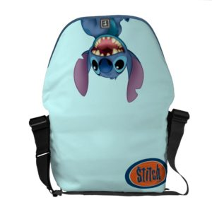 Lilo & Stitch | Stitch Excited Messenger Bag