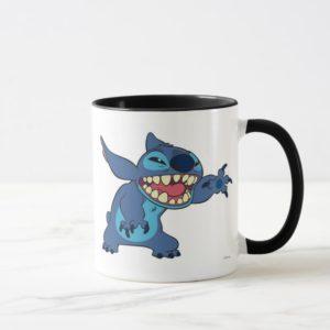 Lilo & Stitch Stitch teeth Mug