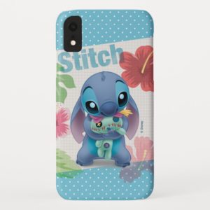 Lilo & Stitch | Stitch with Ugly Doll Case-Mate iPhone Case
