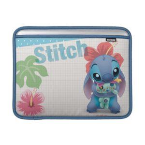 Lilo & Stitch | Stitch with Ugly Doll MacBook Sleeve