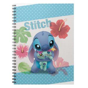 Lilo & Stitch | Stitch with Ugly Doll Notebook