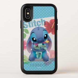 Lilo & Stitch | Stitch with Ugly Doll OtterBox iPhone Case