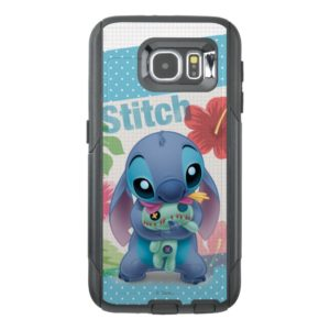 Lilo & Stitch | Stitch with Ugly Doll OtterBox Samsung Galaxy S6 Case