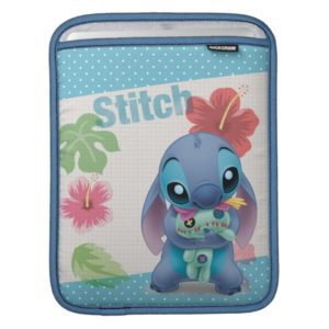 Lilo & Stitch | Stitch with Ugly Doll Sleeve For iPads