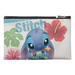 Lilo & Stitch   Stitch with Ugly Doll Travel Accessory Bag