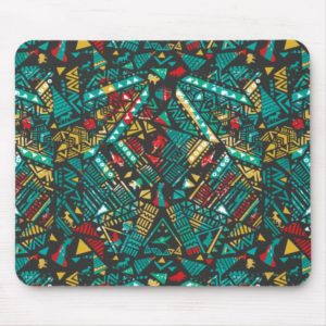 Lion Guard | African Pattern Mouse Pad