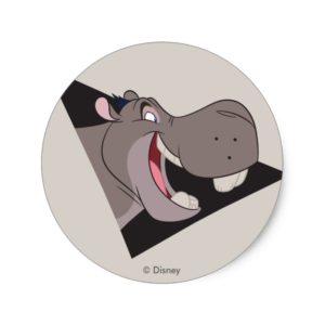 Lion Guard | Beshte Character Art Classic Round Sticker