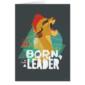 Lion Guard | Born Leader Kion