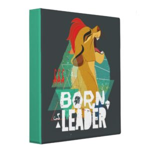 Lion Guard | Born Leader Kion 3 Ring Binder