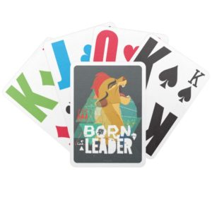 Lion Guard | Born Leader Kion Bicycle Playing Cards